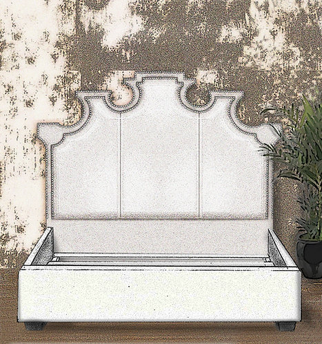 THE HERMOSA Headboard