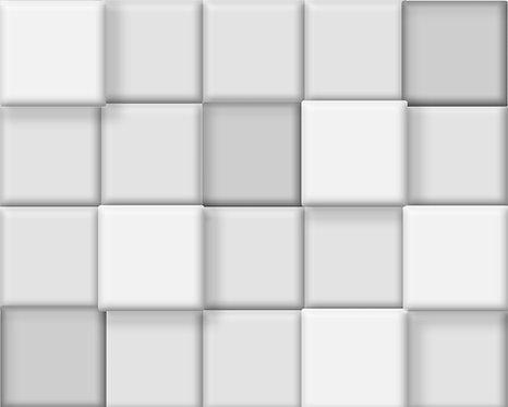 3D Random Square Grid