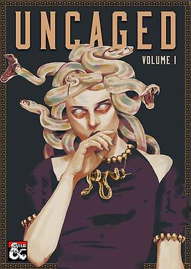 Uncaged Anthology