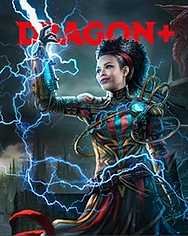Dragon+ Magazine: Using Magic Cards as D&D Items