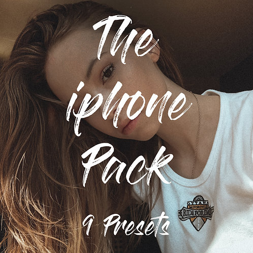 THE IPHONE PACK (9PCS)