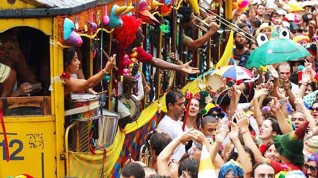 Carnaval à Santa Teresa