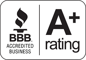 BBB Accredited Business, A+ Rating, A+, Accredited, Business