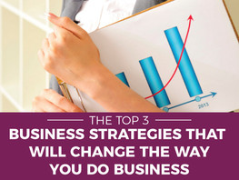 Top 3 Business Strategies That Will Change The Way You Do Business