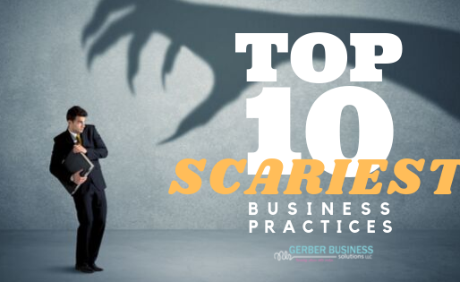 Top 10 SCARIEST Business Practices