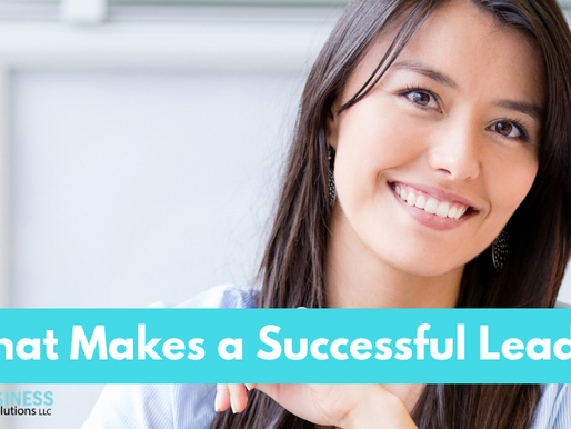 What Makes a Successful Leader?
