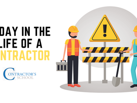 A Day in the Life of a Contractor
