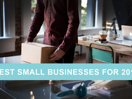 Best Small Businesses for 2019