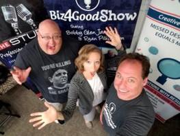 GBS on Biz4Good Podcast Show!