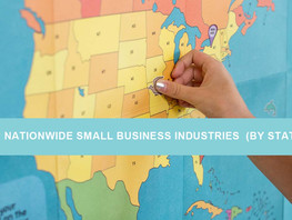 Top Small Business Industries in the Nation