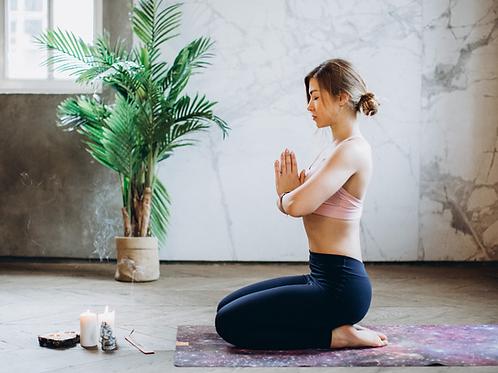 Grounding Power of Presence-  Meditation