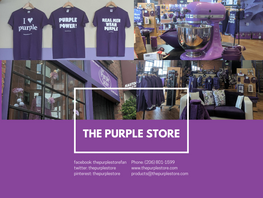 Small Biz Spotlight: The Purple Store