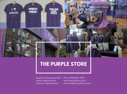 Small Biz Spotlight: The Purple Store