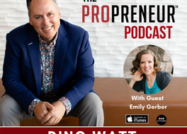 Taking Your Private Practice from Chaos into Order: The Propreneur Podcast