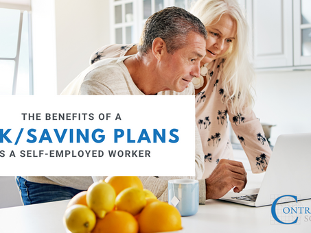 The Benefits of a 401(k) as a Self-Employed Worker