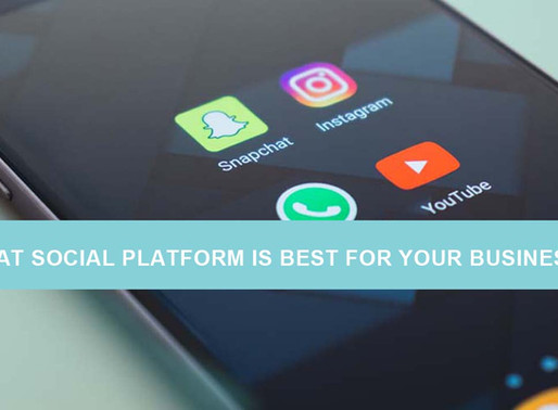 What's the Social Platform that's Best for Your Business?