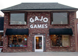 Small Biz Spotlight: Gajo Games!