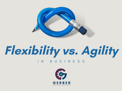 Flexibility vs. Agility: How to Find Success in Challenging Times