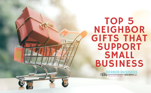Need Gift Ideas? Get the Perfect Present AND Support Small Businesses!