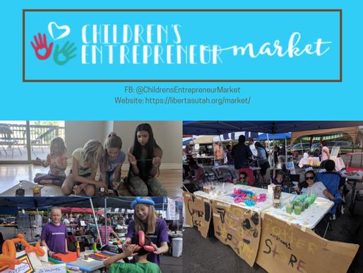 Small Biz Spotlight: Children's Entrepreneur Market
