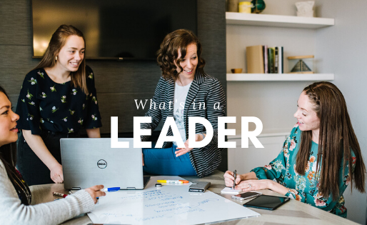 What's in a Leader?