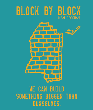 Block by Block we can build something bigger than ourselves