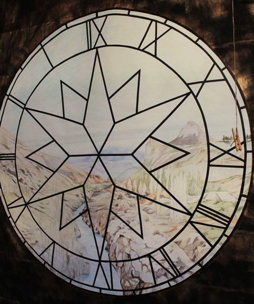 Clock Window