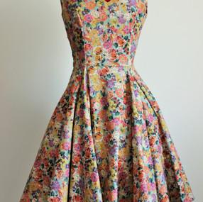 A-line 50's Dress