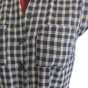 shirt dress close up