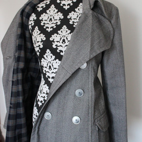 60's Jacket and lining