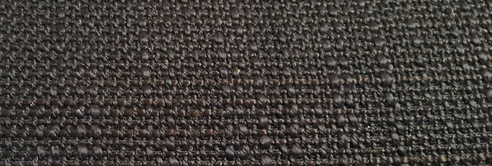 Charcoal Gray with Woven Copper