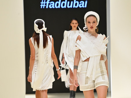 FAD unveils 4 emerging designers at the second Digital Arab Fashion Week