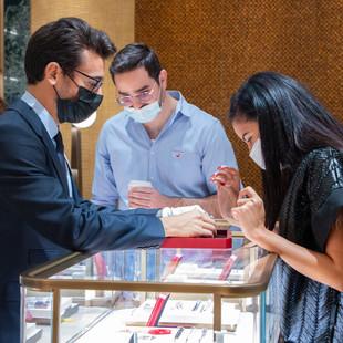 Cartier | Luxury Brand Management Industry Visit