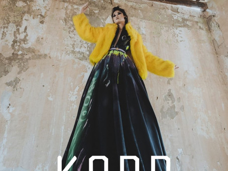 KODD Digital Cover features work of FAD Styling Talents