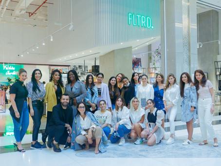 FLTRD | Fashion & Celebrity Styling Live Project