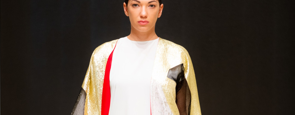 FADTalents showcase at the region's first ever Digital Arab Fashion Week