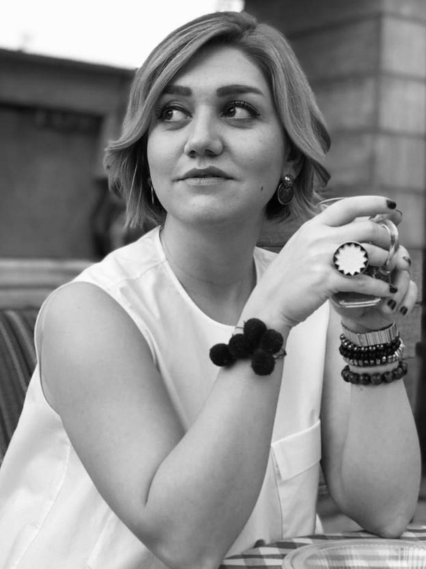 Sahar Bonyanpour | Arab Fashion Week