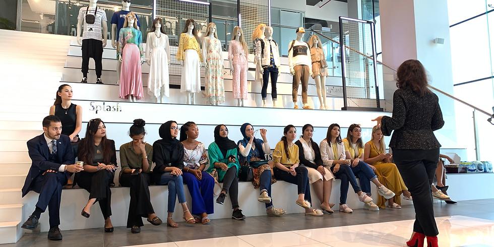 Virtual Open Day - Fashion Management