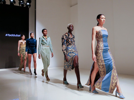 FAD unveils 11 emerging designers at the first ever Digital Arab Fashion Week