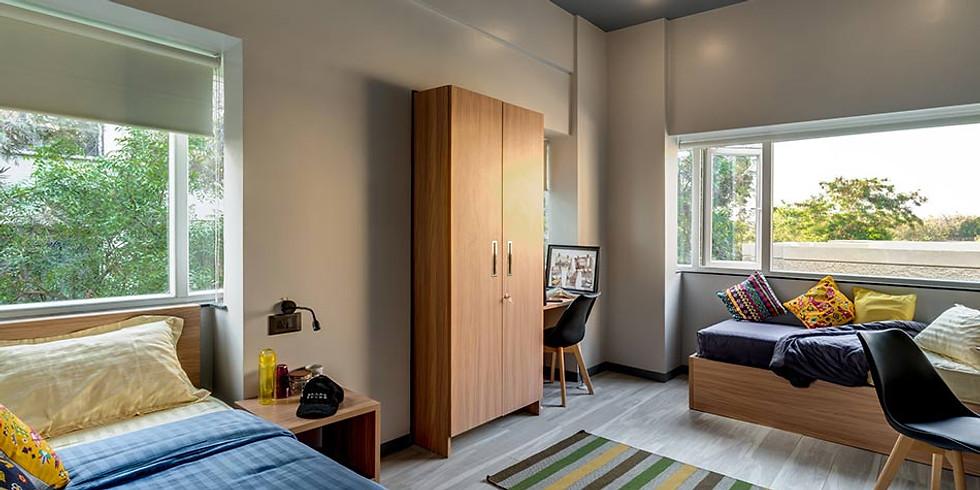 Info Webinar - Student Accommodation