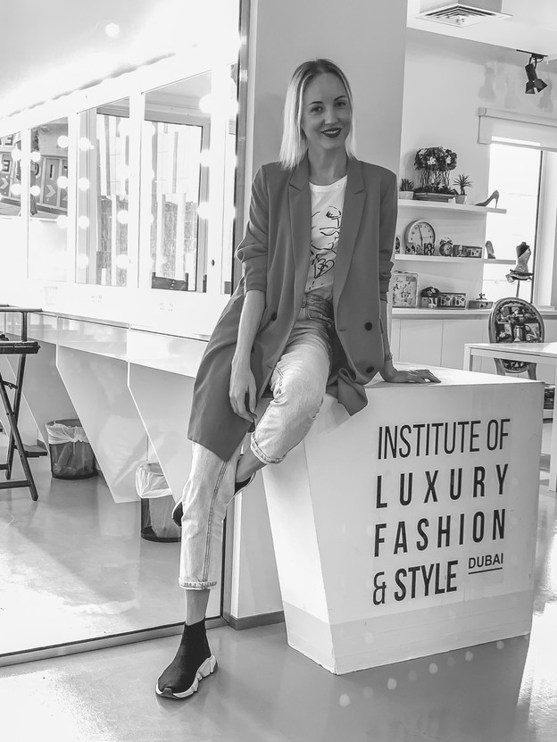 Anna Mashkovskaya | Fashion Illustrator