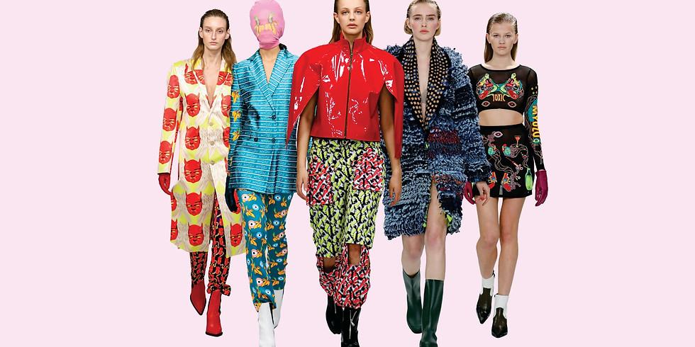Online Open Day - Fashion Design