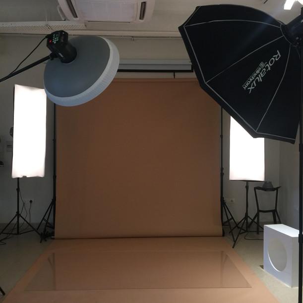 Photography Studio at FAD Mumbai Campus