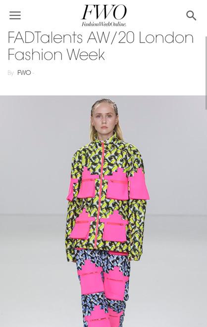 Fashion Week Online FAD Talents London Fashion Week