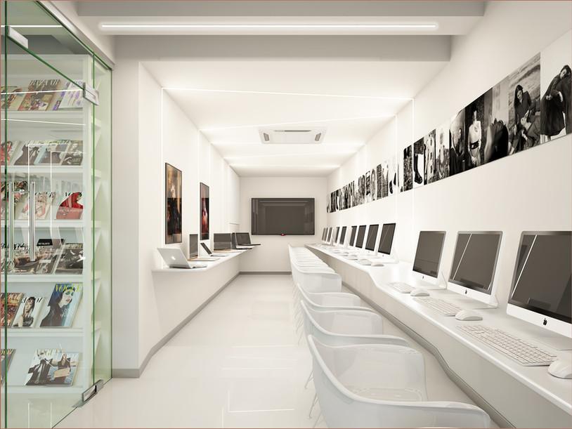 IT Lab at FAD Mumbai Campus