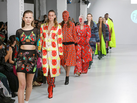 FADTalents showcase at London Fashion Week