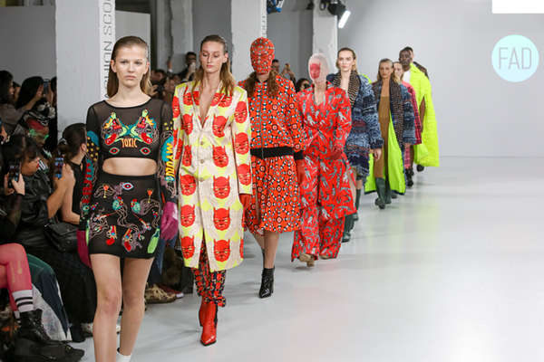 Fad International Two Year Fashion Design Undergraduate Programme