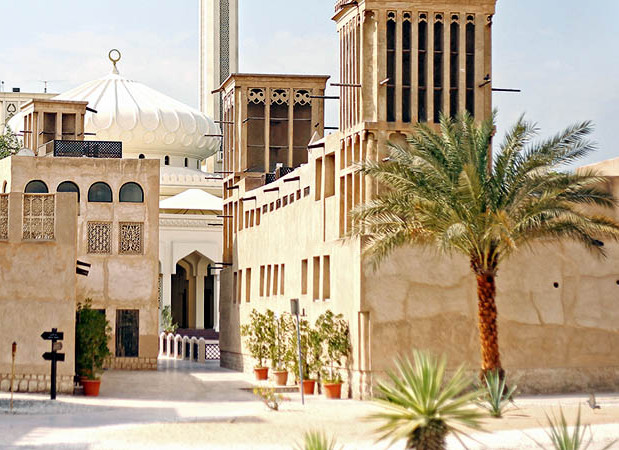 DUBAI'S OLD CITY