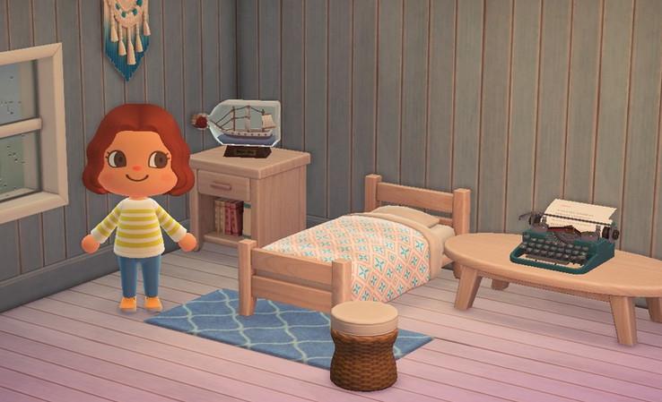 carol & frank is on Animal Crossing!
