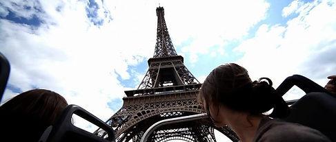 Travel tour Paris Eiffel Tower